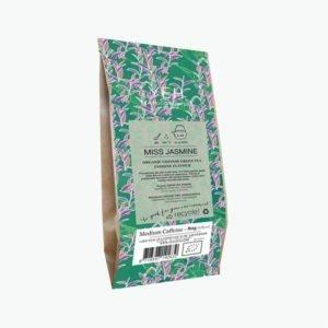 biologische groene jasmijnthee
