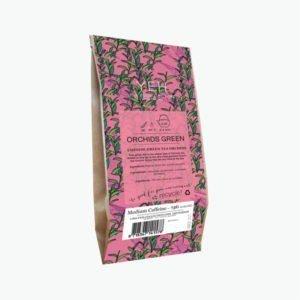 ORCHIDS GREEN - zak 75g - Groene thee met orchideeën